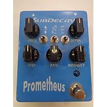 Subdecay Prometheus Effect Pedal