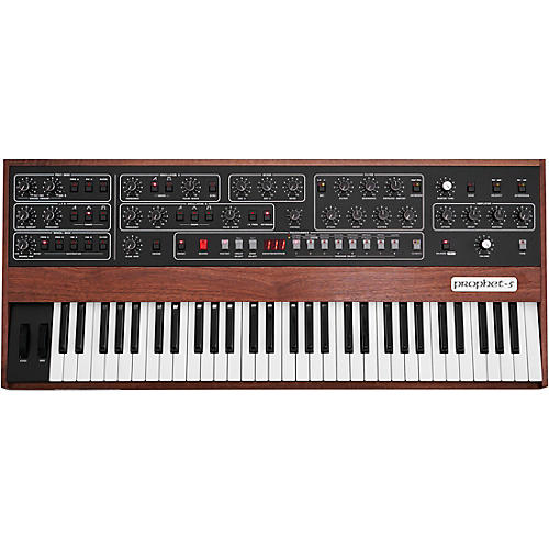 Sequential Prophet-5 5-Voice Polyphonic Analog Synthesizer