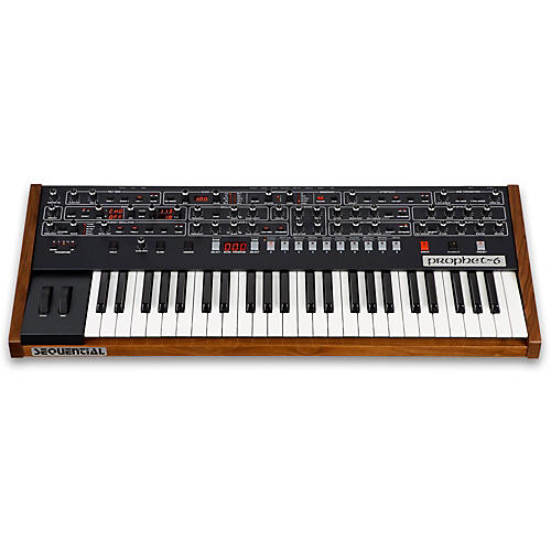 Sequential Prophet-6 6-Voice Polyphonic Analog Synthesizer