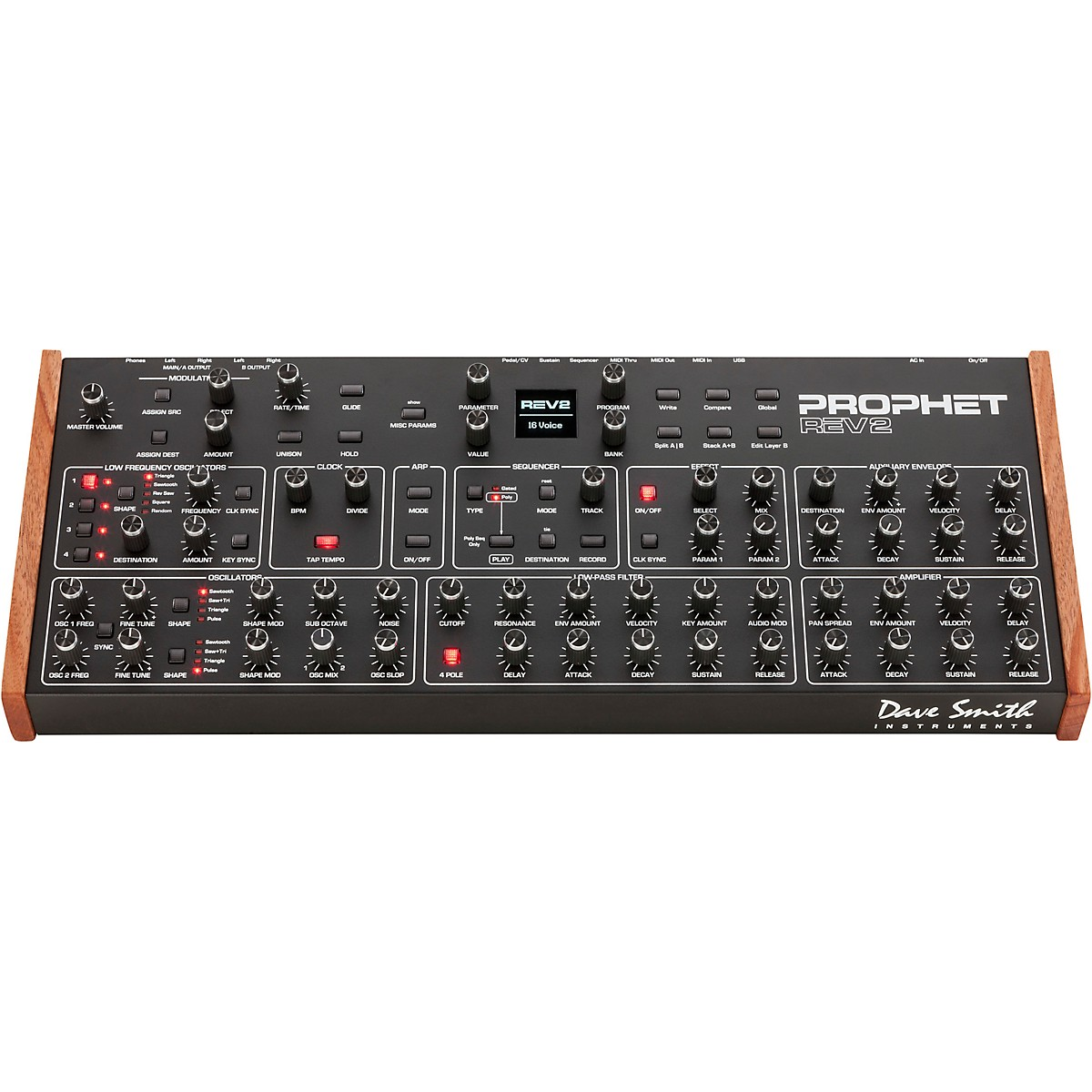 Sequential Prophet Rev2 Synthesizer Module