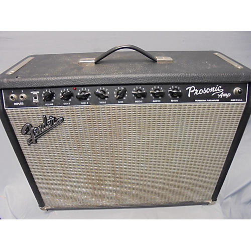Fender Prosonic Tube Guitar Combo Amp