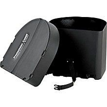 Protechtor Classic Bass Drum Case 20 x 16 Black