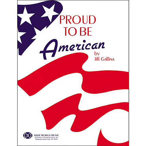 Shawnee Press Proud To Be An American Accompaniment/Performance Cd