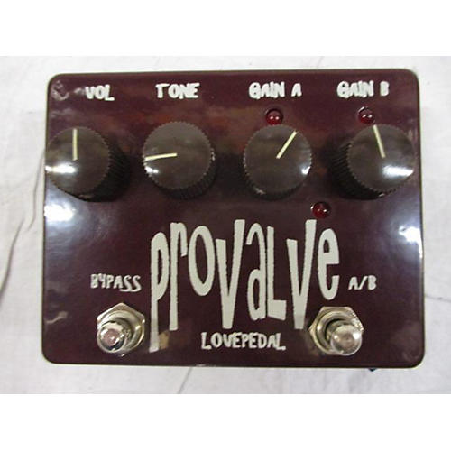 Lovepedal Provalve Effect Pedal
