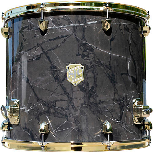 SJC Drums Providence Series Floor Tom Add On with Brass Hardware