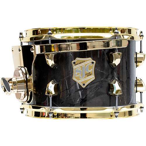 SJC Drums Providence Series Rack Tom Add On with Brass Hardware