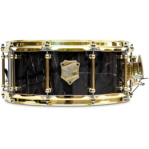 SJC Drums Providence Series Snare Drum with Brass Hardware