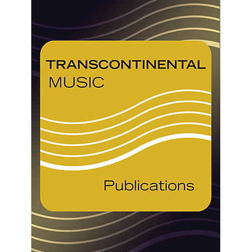Transcontinental Music Psalms Of Woe And Joy SATB Composed by Robert Starer
