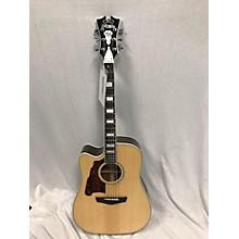 D'Angelico Psd500l Acoustic Guitar