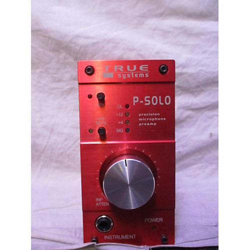 True Systems Psolo Audio Interface