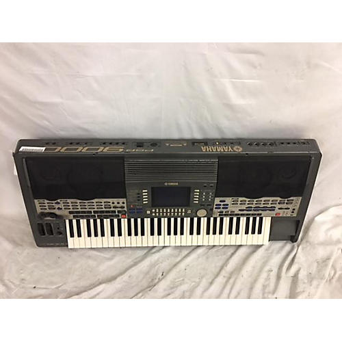 Yamaha Psr9000 Keyboard Workstation