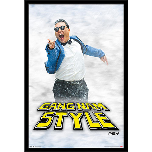 Trends International Psy - Point Poster