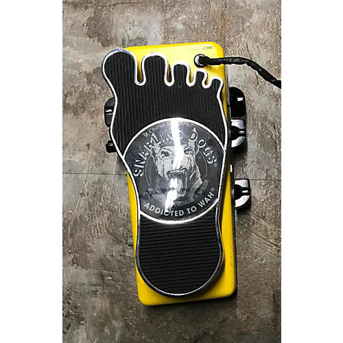 Snarling Dogs Psycho Scumatic Mold Spore Wah Effect Pedal