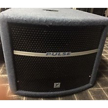 Yorkville Pulse Ps110b Powered Subwoofer