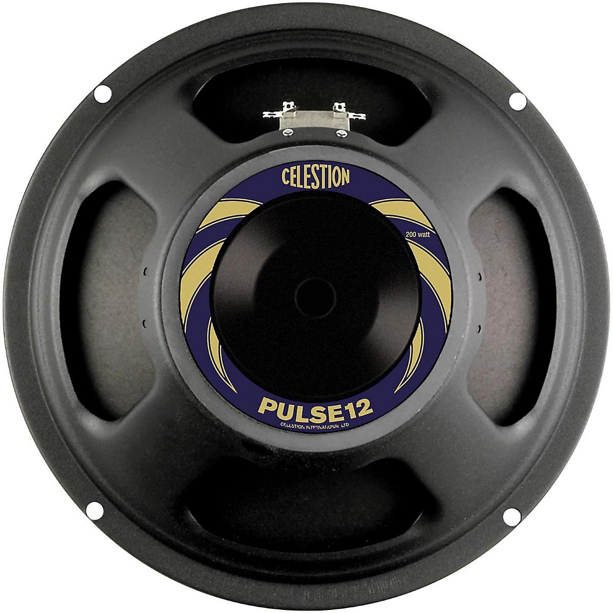 Celestion Pulse Series 12 Inch 200 Watt 8 ohm Ceramic Bass Replacement Speaker