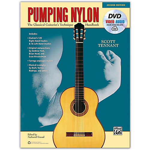 Alfred Pumping Nylon Book, DVD & Online Audio, Video & Software - 2nd Edition