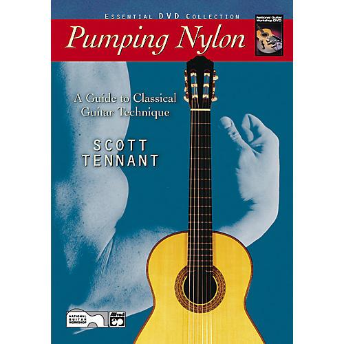 Alfred Pumping Nylon DVD