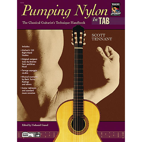 Alfred Pumping Nylon in Tab Book