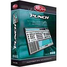 Rob Papen Punch Virtual Drum Synthesizer
