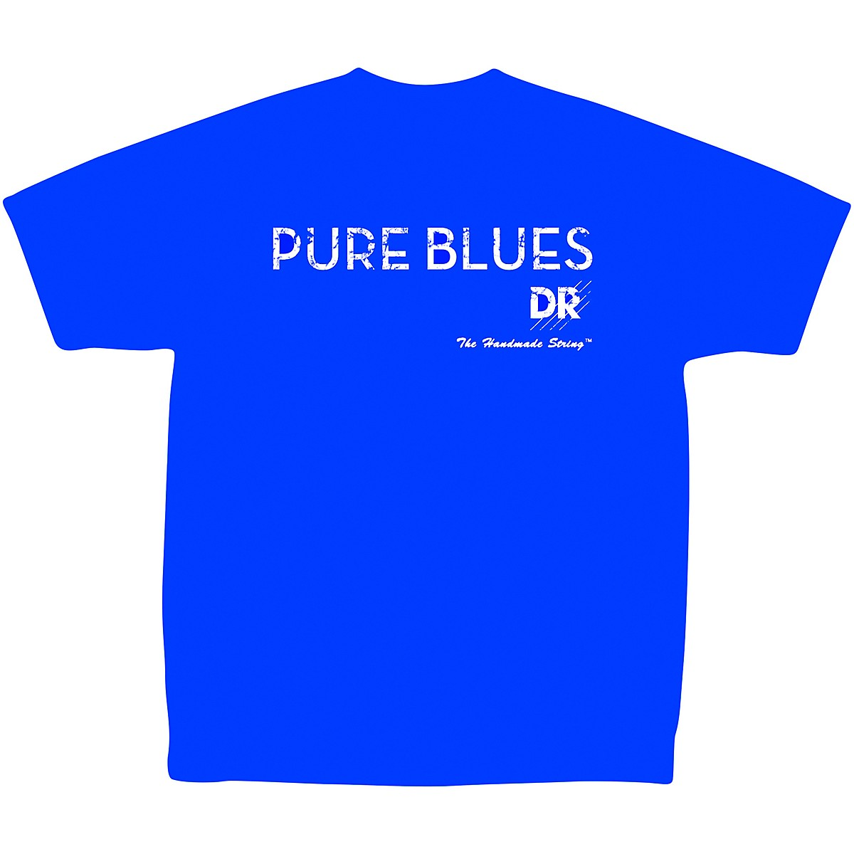 DR Strings Pure Blues T-Shirt