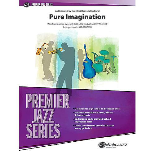 BELWIN Pure Imagination Jazz Ensemble Grade 5 (Advanced / Difficult)