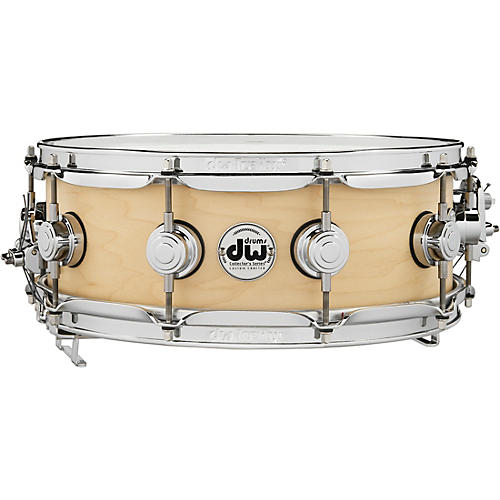 DW Pure Maple True-Sonic Snare Drum