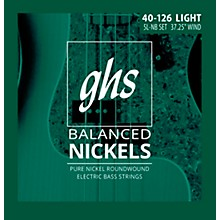 GHS Pure Nickel Roundwound Light 40-126