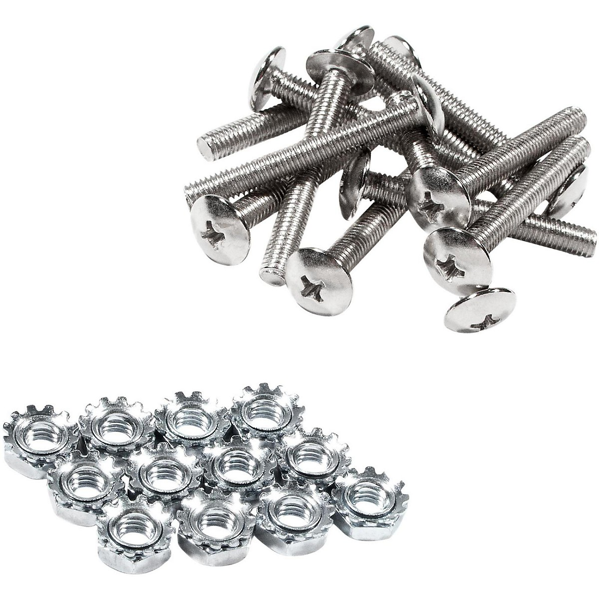 Fender Pure Vintage Chassis Mounting Screws/Nuts