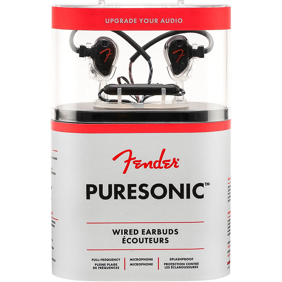 Fender PureSonic Wired Earbuds