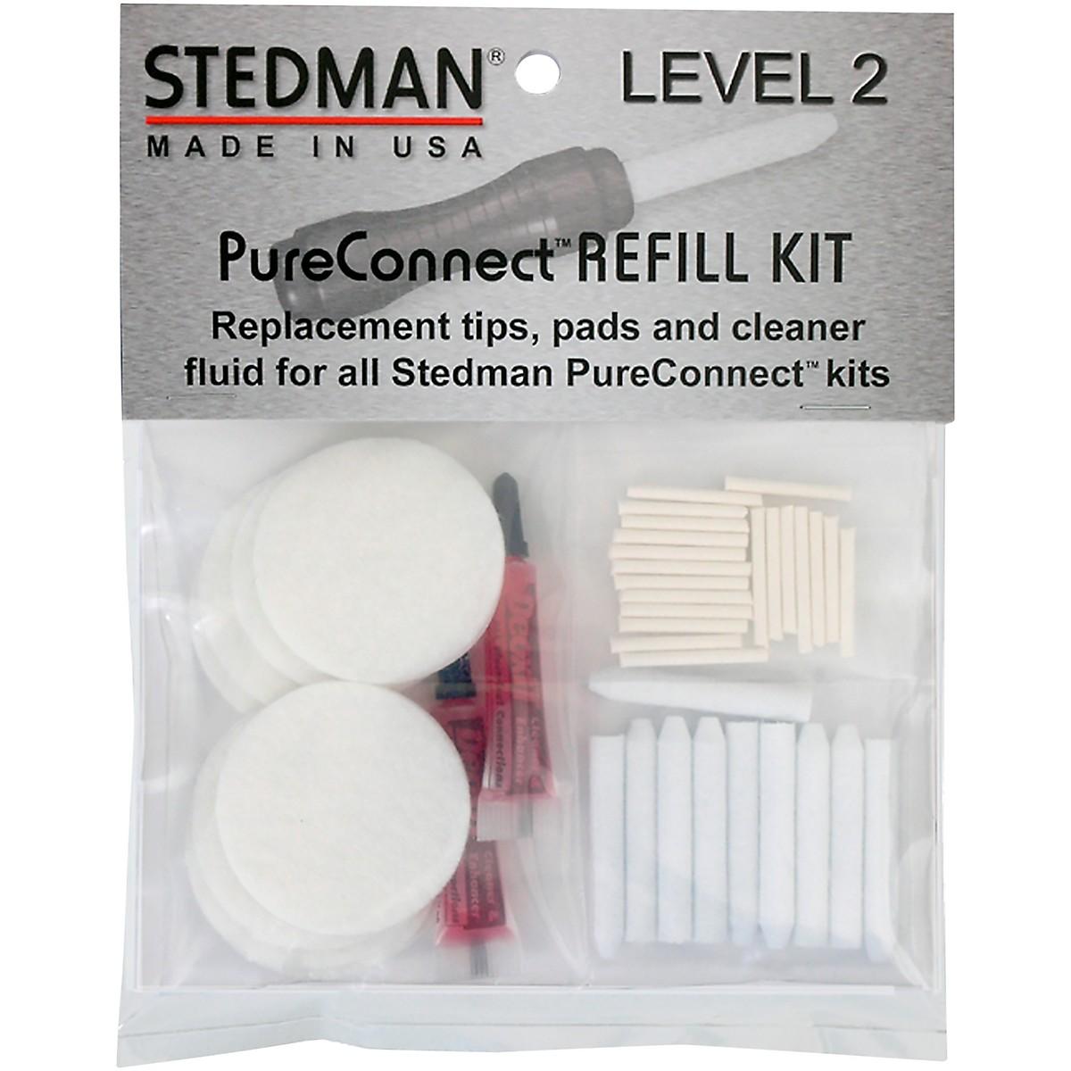 Stedman Pureconnect Level 2 Refill Kit