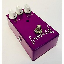 Lovepedal Purple Plexi 800 Effect Pedal
