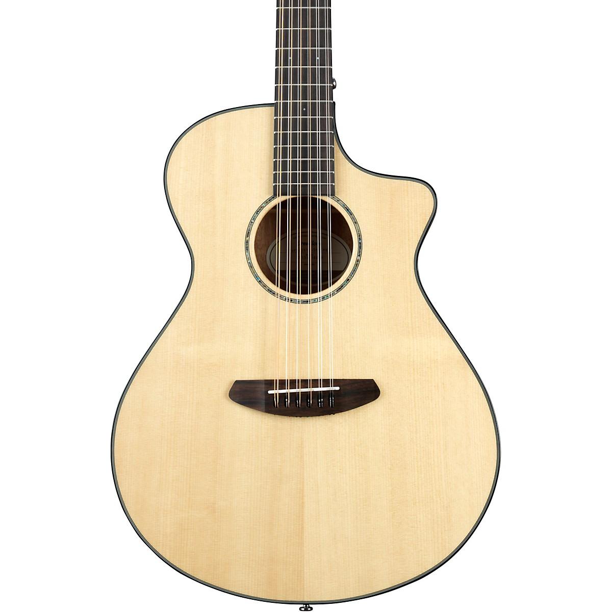 Breedlove Pursuit 12-String Concert Cutaway CE Acoustic-Electric Guitar