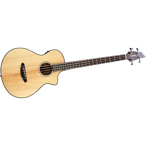 Breedlove Pursuit Acoustic-Electric Bass Guitar