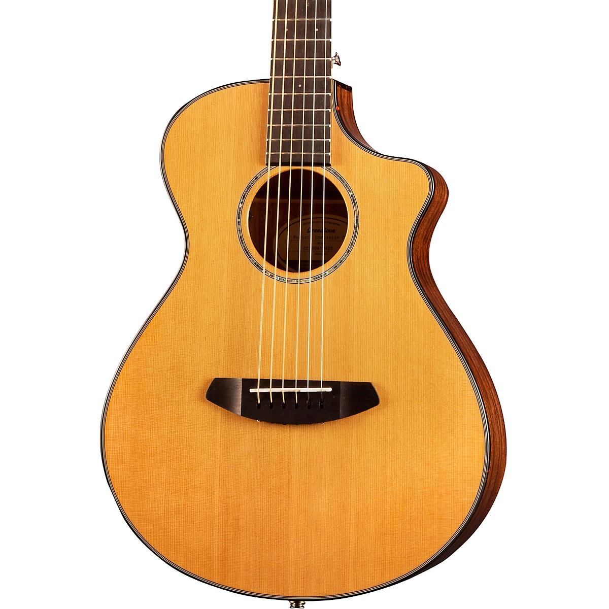 Breedlove Pursuit Companion Cutaway CE Acoustic-Electric Guitar