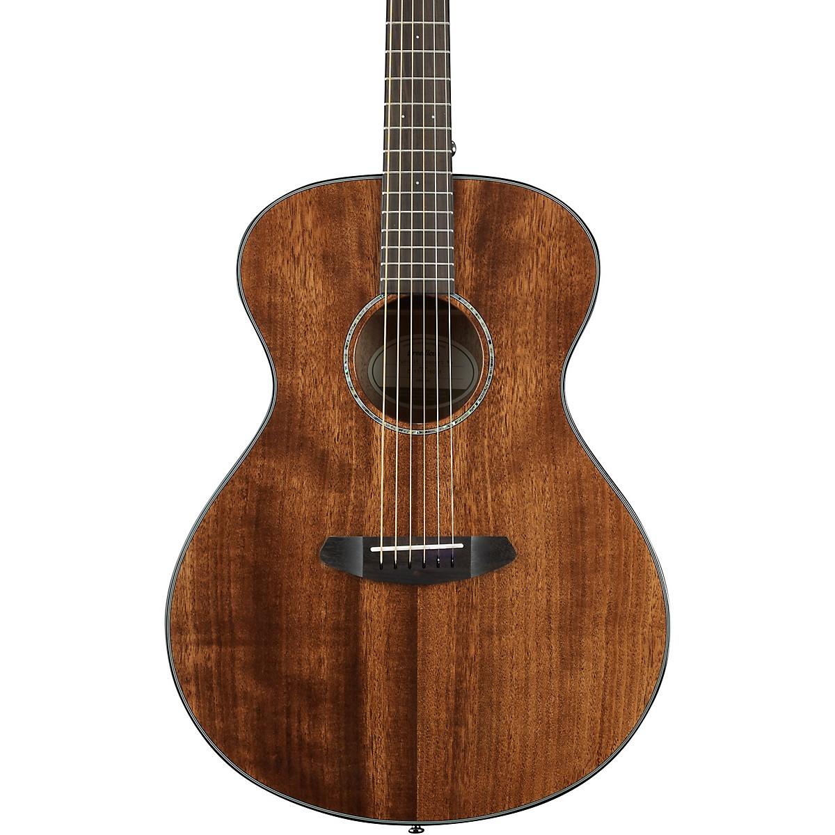 Breedlove Pursuit Concert All Mahogany Acoustic-Electric Guitar