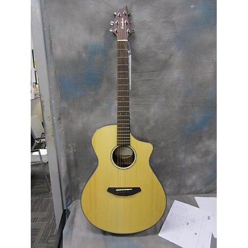 Breedlove Pursuit Concert Ebony Acoustic Electric Guitar