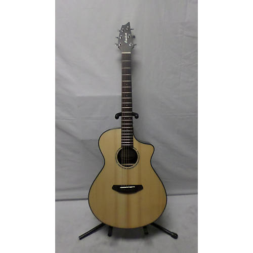 Breedlove Pursuit Concert Ebony Acoustic Electric Guitar