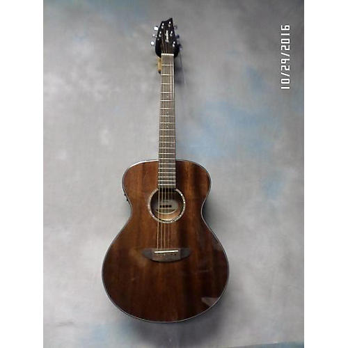 Breedlove Pursuit Concert Mahogany Acoustic Electric Guitar