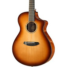 Pursuit Concert Sitka-Koa Acoustic-Electric Guitar With Gig Bag Level 2 Whiskey Burst 190839600776