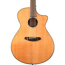 Pursuit Concerto Red Cedar - Mahogany Acoustic-Electic Guitar Level 2 Gloss Natural 190839712301