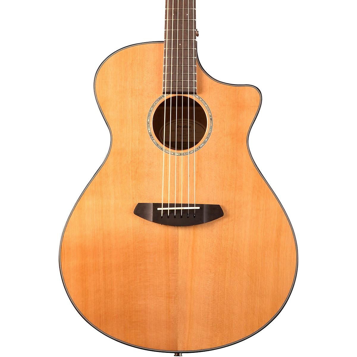 Breedlove Pursuit Concerto Red Cedar - Mahogany Acoustic-Electic Guitar