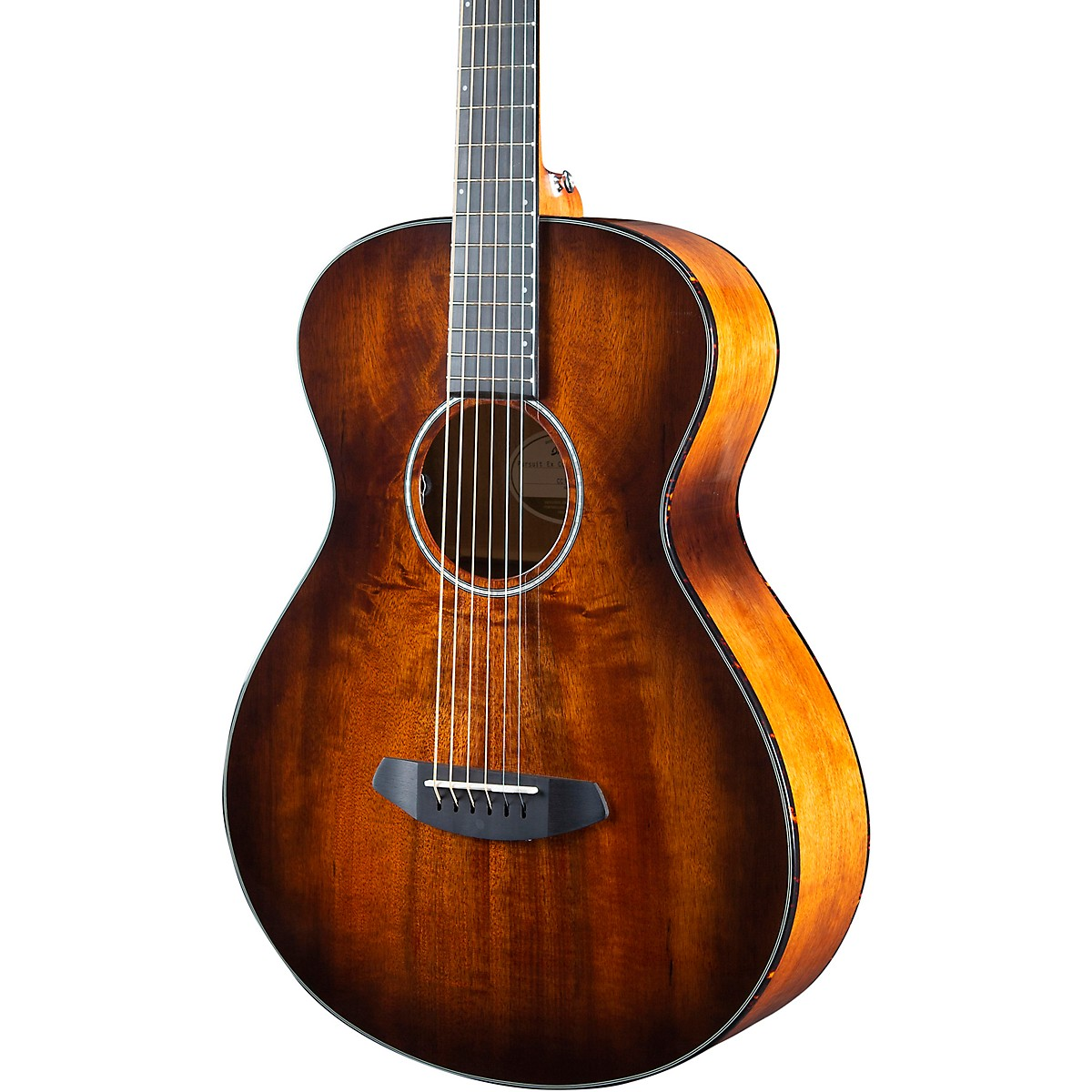 Breedlove Pursuit Exotic Concert Acoustic-Electric Guitar