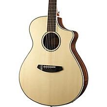 Pursuit Exotic Concert CE Engelmann Spruce - Striped Ebony Acoustic-Electric Guitar Level 2 Regular 190839216571
