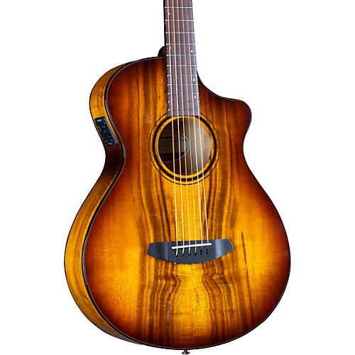 Breedlove Pursuit Exotic S CE Myrtlewood Concertina Acoustic-Electric Guitar