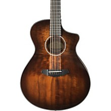 Breedlove Pursuit Exotic Series PSCN04CESSMYMY Concert 12-String Acoustic-Electric Guitar