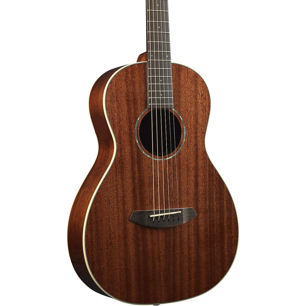 Breedlove Pursuit Parlor with Sapele Top Acoustic-Electric Guitar