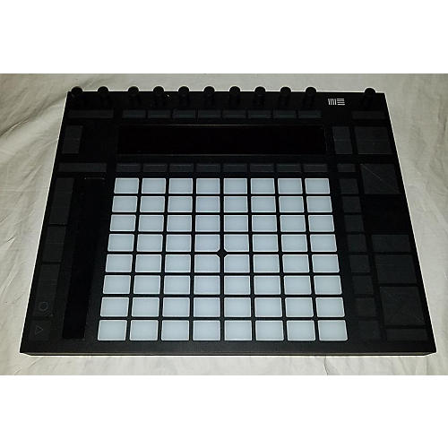 used ableton push 2 midi controller guitar center. Black Bedroom Furniture Sets. Home Design Ideas