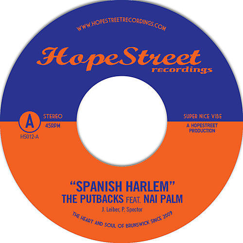Alliance Putbacks - Spanish Harlem / Worm