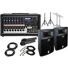 "Peavey Pvi8500 PR15 15"" Speaker PA Package"
