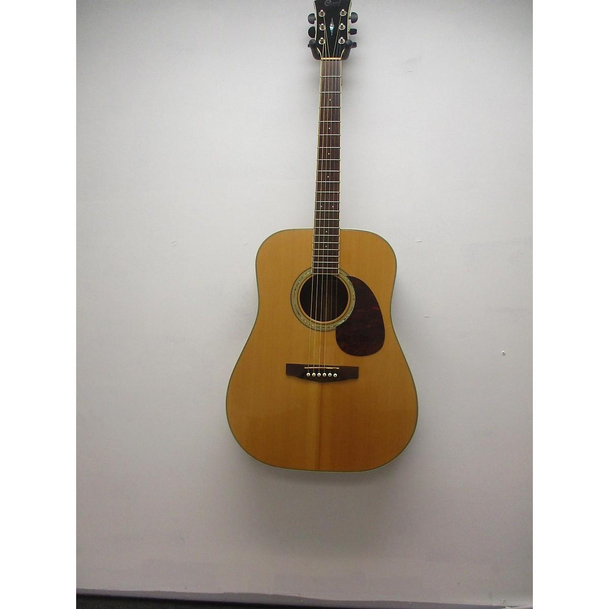 Cort Pw-E Acoustic Guitar